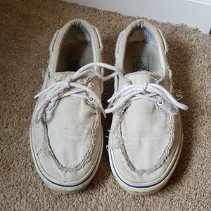 Vans Shoes - White vans